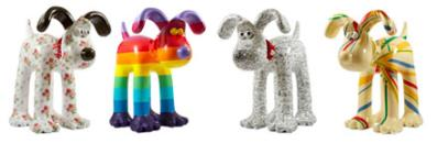 © and TM Aardman/W&G Ltd. 2013   ® Wallace & Gromit's Grand Appeal. Charity No. 1043603