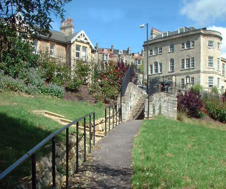 Path being researched in Walcot Ward, Bath